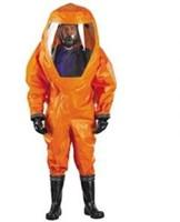 Chemisch bestendige disposable kleding