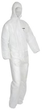 OXXA Cover Plus 6905 overall - wit - xl