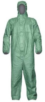 DuPont Tyvek Classic Xpert CHF5S overall - groen - l