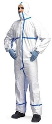 DuPont Tyvek Classic Plus CHA5T overall - m