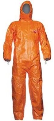DuPont Tychem 6000 F overall - oranje - l