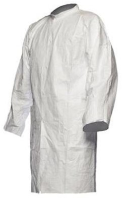Dupont Tyvek 500 PL30NP laboratoriumjas - l
